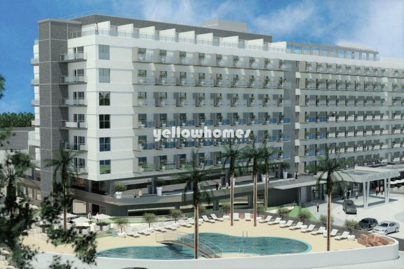 Investment, Hotel apartments near the beach in Lagos with high yield